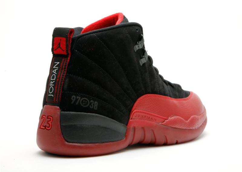 big sale be8b7 a2667 Air Jordan 12 Flu Game 2009 - KicksOnFire.com