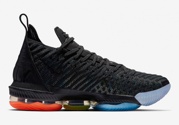 best website bb57a 47268 Nike LeBron 16 I Promise - KicksOnFire.com