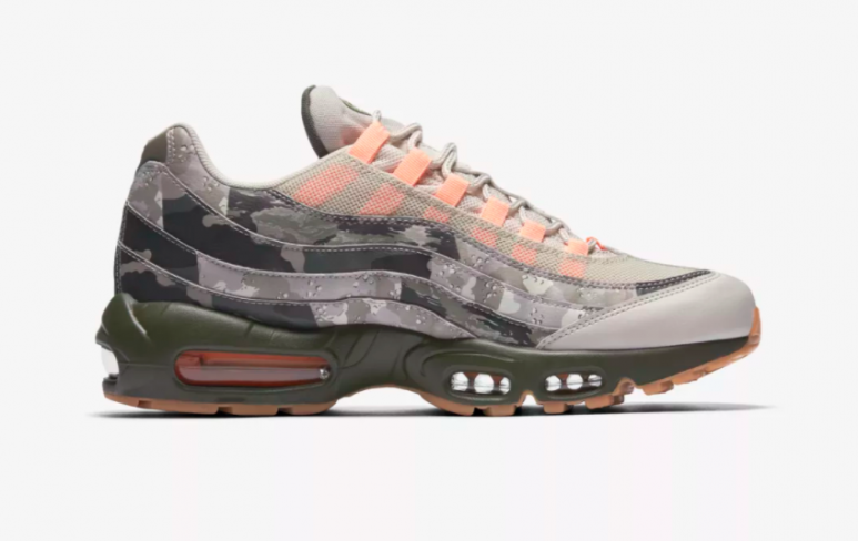 ShoeFax Nike Air Max 95 UK Camo