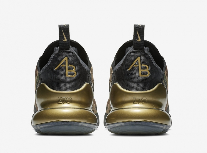 a9057973b4a Nike Air Max 270 Doernbecher Aiden Barber. Buy Now From  255
