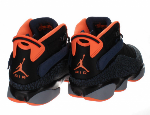 bb044832b7384b Air Jordan 6 Rings – Atomic Orange Elephant - KicksOnFire.com