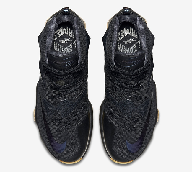 eeaf90a2261 Nike LeBron 13 Black Lion. Buy Now From  112