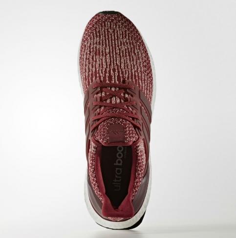 6fbb4ea30d8 adidas Ultra Boost 3.0 Burgundy - KicksOnFire.com