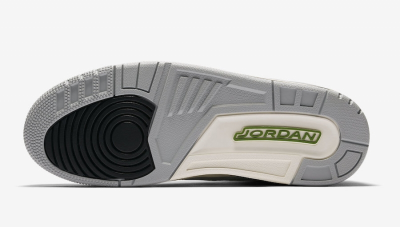 8e7368e65cd Air Jordan 3 Chlorophyll - KicksOnFire.com