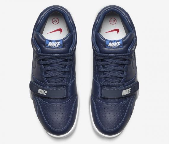 03143c41f853 fragment design x Nike Air Trainer 1 Mid - US Open Blue. Buy Kixify Buy  Ebay Want