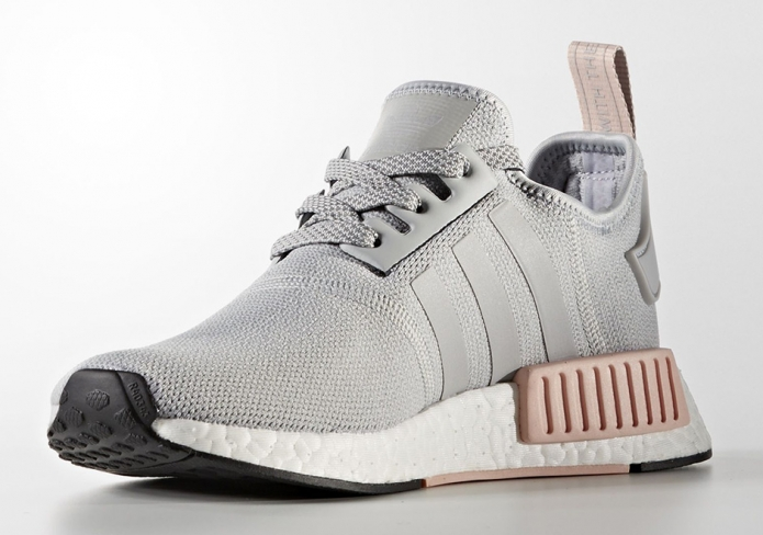 adidas NMD R1 Clear Onix Vapour Pink