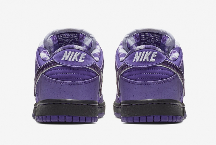 Concepts x Nike SB Dunk Low Purple Lobster. Buy Now From  400 6c85b3b31