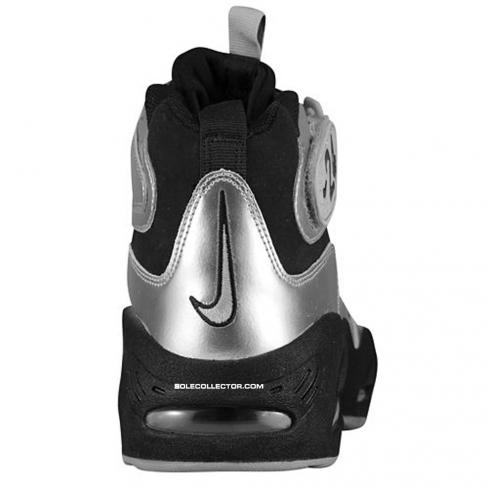Nike Air Griffey Max 1 BlackMetallic Silver