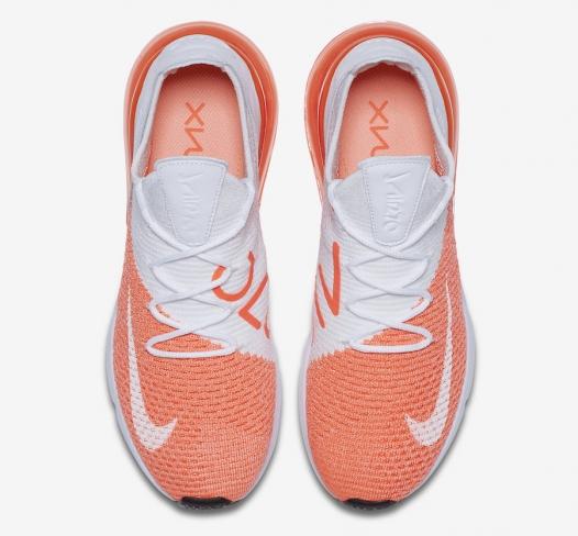 new arrival 03336 d5ace Nike Air Max 270 Flyknit Crimson Pulse - KicksOnFire.com