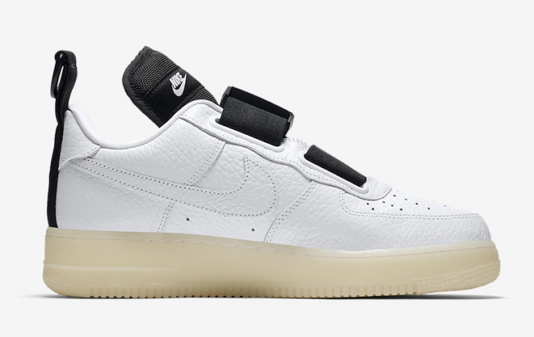 c62f67231bb3e1 Nike Air Force 1 Low Utility White Black. Buy Now From  209