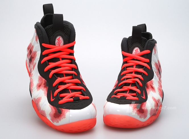 new arrival dd66c c8f64 Nike Air Foamposite One - Thermal Map - KicksOnFire.com