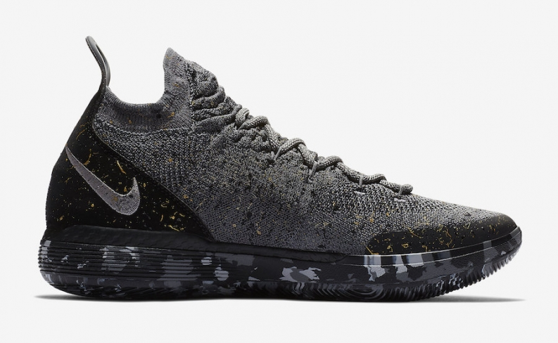 7381feb118f Nike KD 11 Gold Splatter - KicksOnFire.com