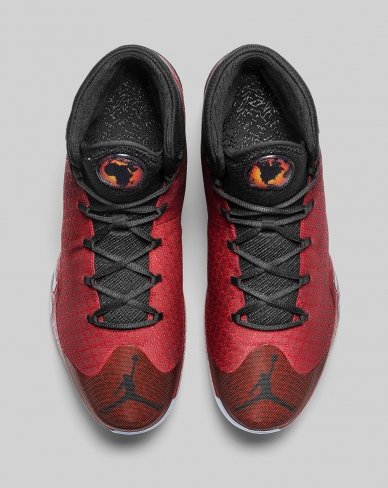 on sale e63bf 45d41 Air Jordan XXX - Gym Red - KicksOnFire.com