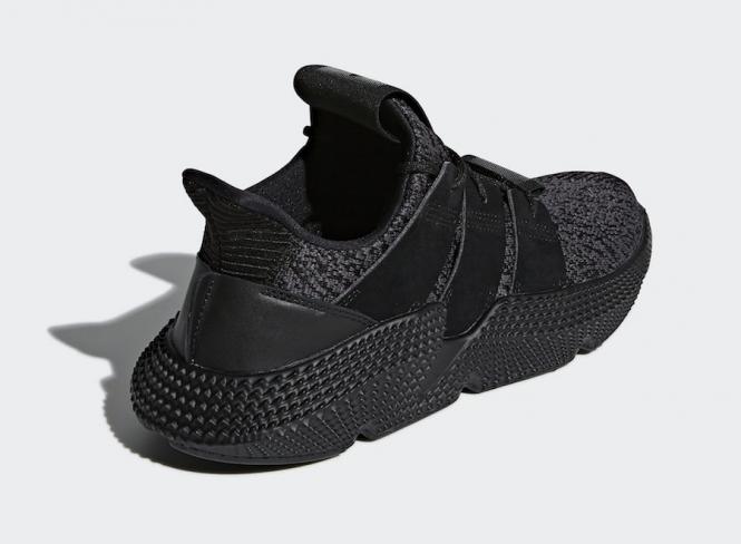 00d23ca65d5 adidas Prophere Triple Black - KicksOnFire.com