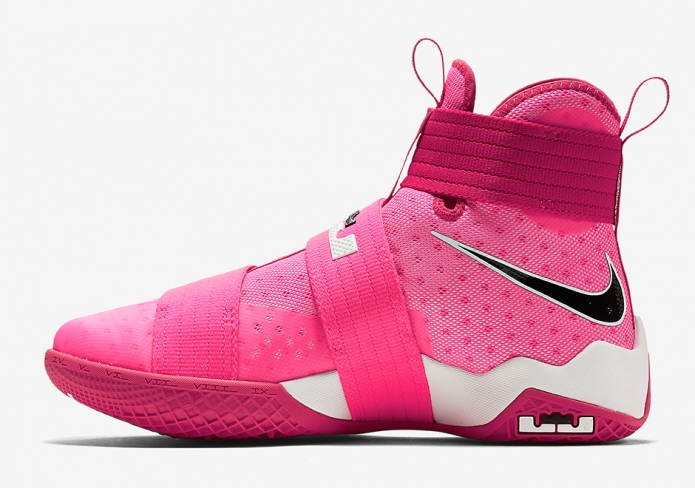 purchase cheap 24cc7 fa8fd ... release date nike lebron zoom soldier 10 kay yow kicksonfire 642d8 a0371