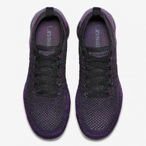 7b0f351e58 Nike Air VaporMax 2 Midnight Purple - KicksOnFire.com