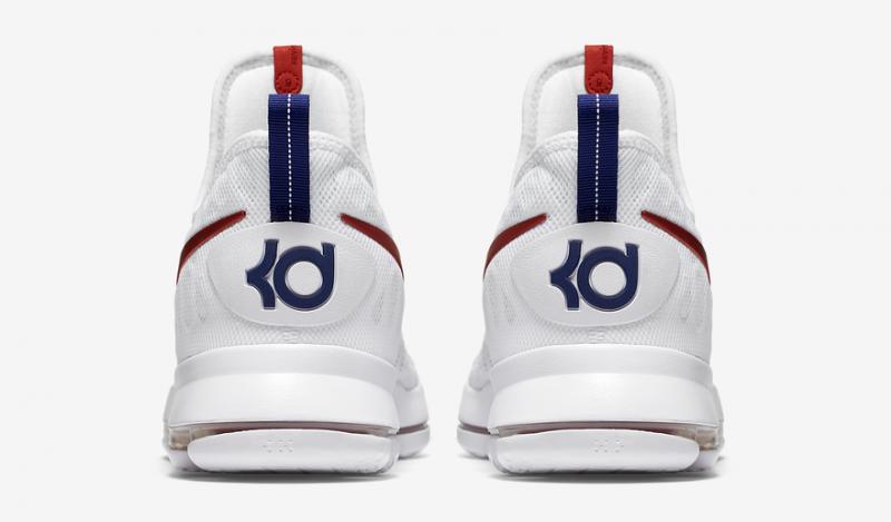 new styles e0440 dc0b7 Nike KD 9 - USA - KicksOnFire.com