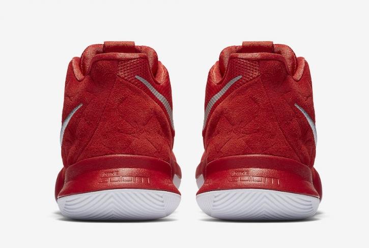 3f1131a5e682 Nike Kyrie 3 University Red Suede - KicksOnFire.com