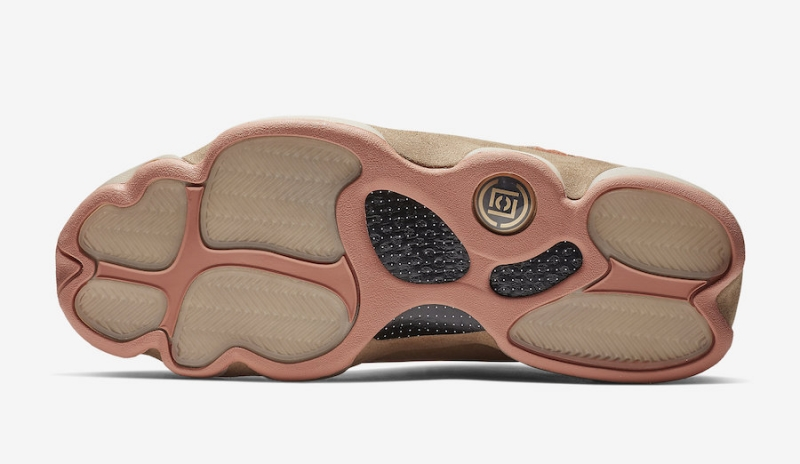 CLOT x Air Jordan 13 Low. Buy Now From  475 · Want. WANTS. 730. COLOR. Sepia  Stone Canteen-Terra Blush. RELEASE DATE. Dec. 638e9d298