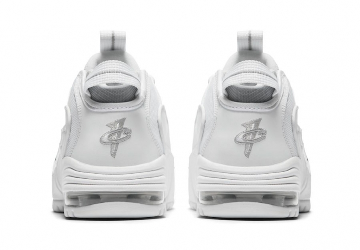 7ffc94e1eb4631 Nike Air Max Penny 1 White Metallic. Buy Now From  153