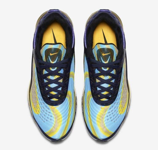 Nike WMNS Air Max Deluxe Midnight Navy Persian Violet