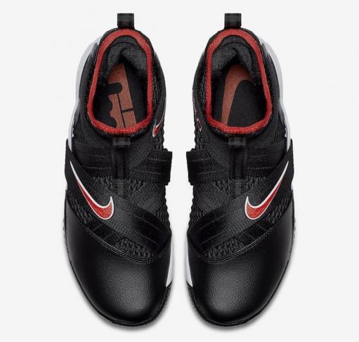 free shipping 09e90 83222 Nike LeBron Soldier 12 Bred - KicksOnFire.com