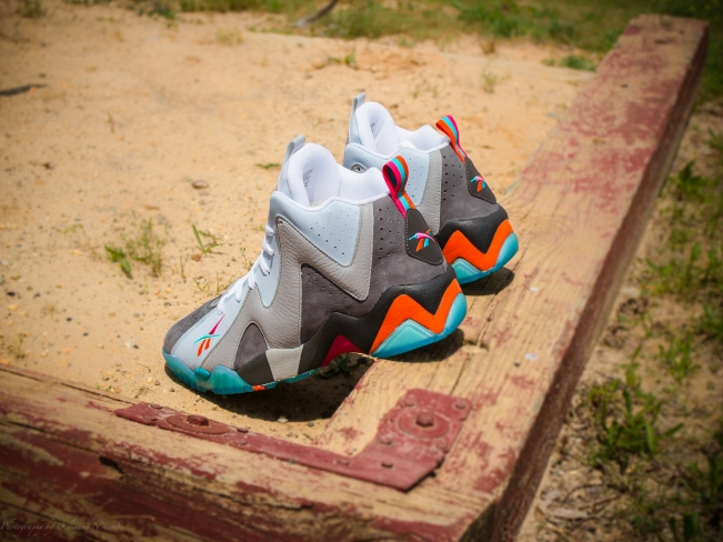 """on sale b3c97 94489 Packer Shoes X Reebok Kamikaze II """"Remember The Alamo"""" - KicksOnFire.com"""