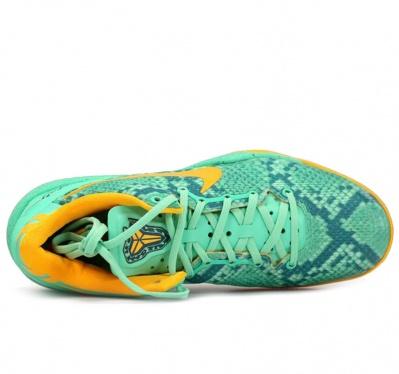 best sneakers a19ef 3e018 Nike Kobe 8 - Green Glow - KicksOnFire.com
