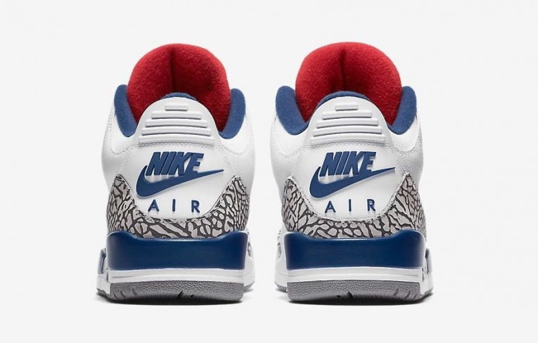 quality design 1594b 75bb5 Air Jordan 3 OG 88 True Blue - KicksOnFire.com