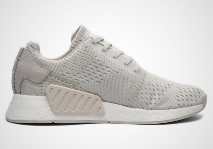 huge discount 6af78 18971 wings+horns x adidas NMD R2 Light Grey