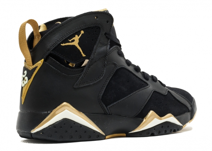 big sale 7a624 bcca9 Air Jordan 7 Golden Moments Pack - KicksOnFire.com