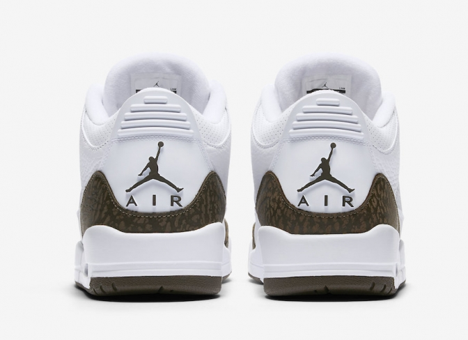 e2058bb4e1fbaf Air Jordan 3 Mocha 2018. Buy Now From  179