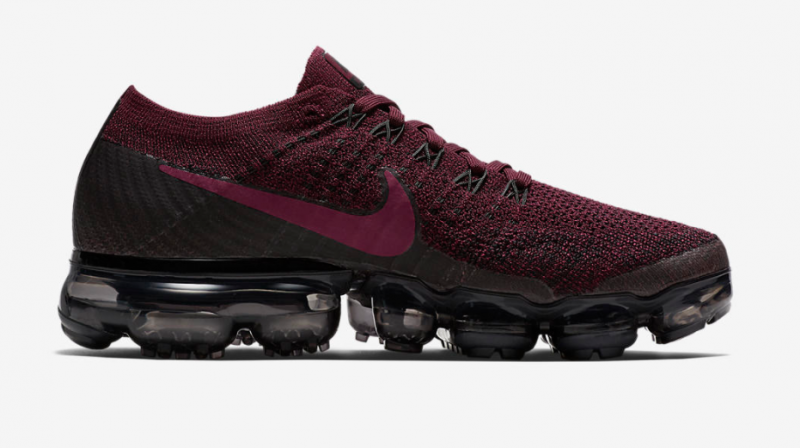 new product 22125 a7739 Nike WMNS Air VaporMax Bordeaux Black - KicksOnFire.com
