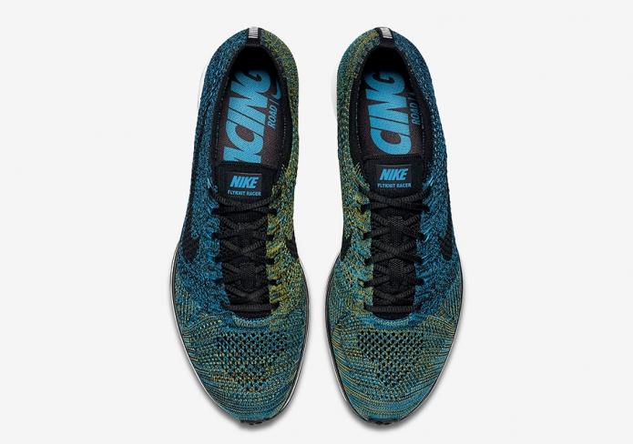 Nike Flyknit Racer Multicolor 2.0 Ebay Acquisto WCi2cDZbB