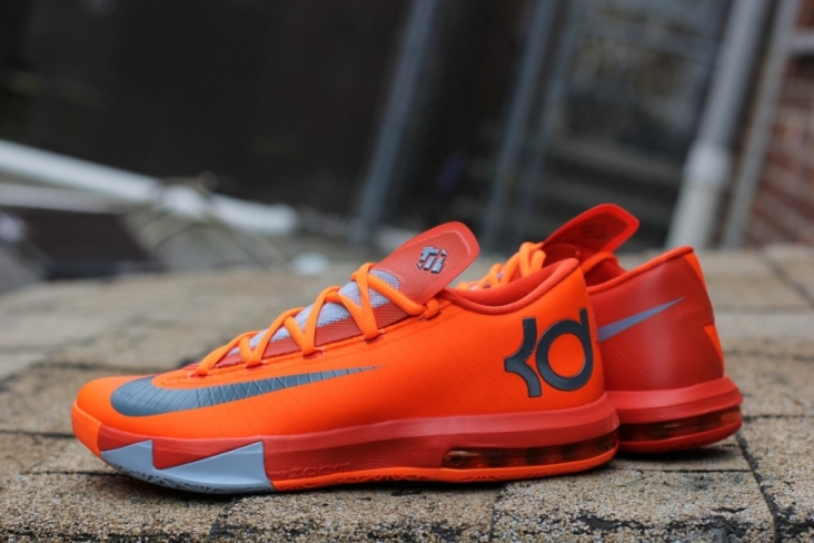 hot sale online b49c3 b9ddc Nike KD 6 - NYC 66 - KicksOnFire.com