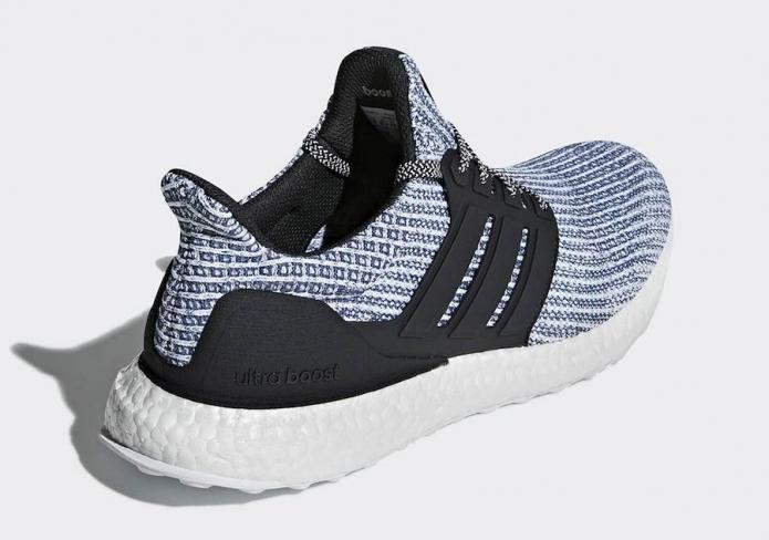 7c21459c41777 Parley x adidas Ultra Boost Footwear White Carbon Blue - KicksOnFire.com