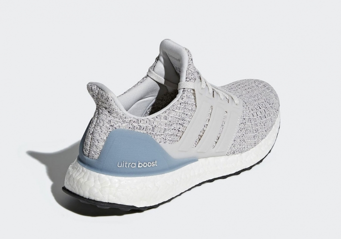 size 40 3d801 f87bb adidas Ultra Boost 4.0 Light Grey Blue - KicksOnFire.com