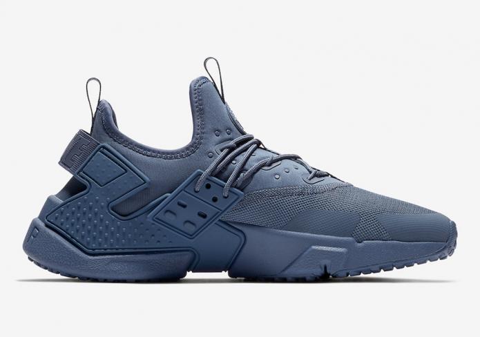85810d681bc5 buy nike strap shoes dc779 3e895  discount nike air huarache drift diffused  blue kicksonfire a90ad 756f1