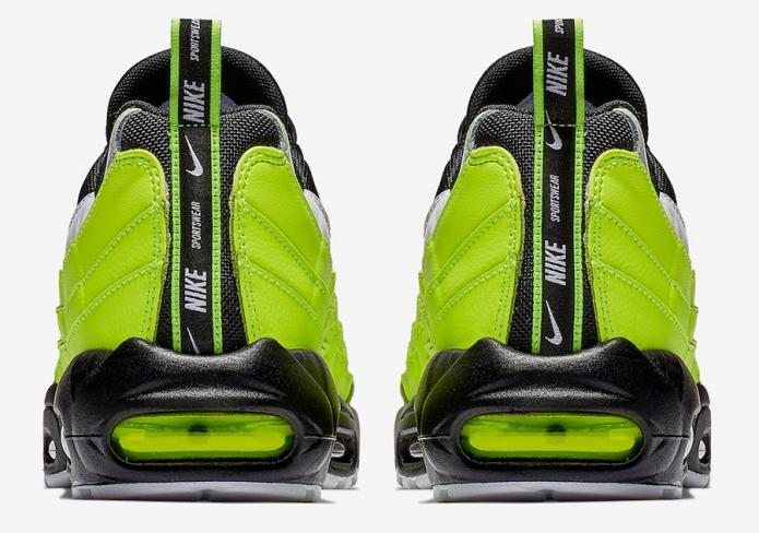 32ec2017050 Nike Air Max 95 Volt Glow - KicksOnFire.com