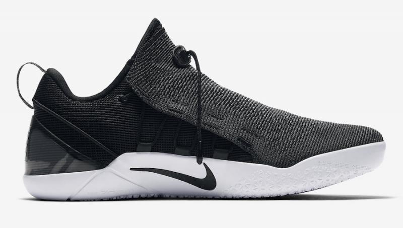1d1766adb2d4 Nike Kobe AD NXT Black White - KicksOnFire.com