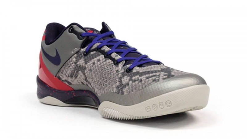 finest selection ac212 1822b Nike Kobe 8 - Mine Grey - KicksOnFire.com