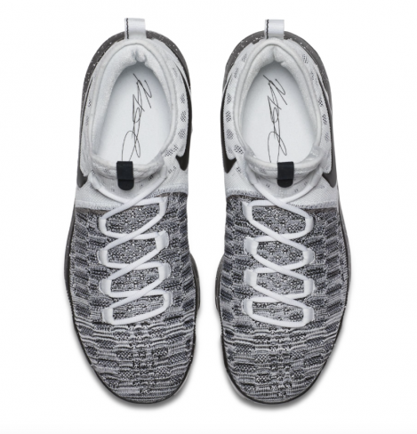 half off ae1d4 fdbe5 Nike KD 9 Oreo - KicksOnFire.com