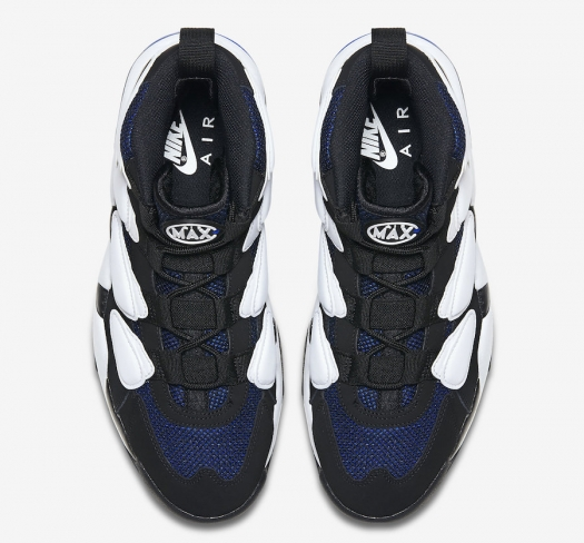 8a977f2dfe Nike Air Max 2 Uptempo 94 OG. Buy Now From $124 · Want. WANTS. 416. COLOR.  White/Black-Royal Blue