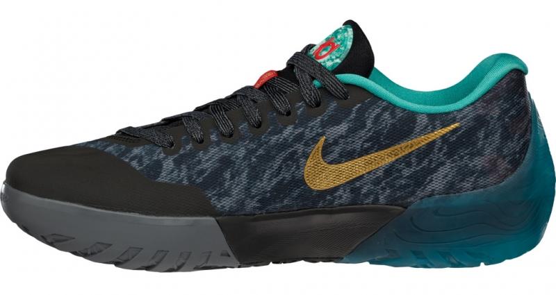 release date: 3ab98 9f77c Nike KD 5 Trey II