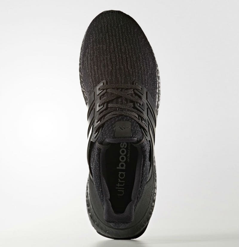 adidas Ultra Boost 3.0 Triple Black V2 - KicksOnFire.com 49d8439f1