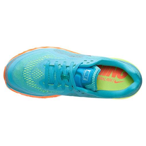 Nike Air Max 2014 Gamma BlueBlack Total Orange Volt | Nike