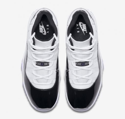 55cc5428d3c0 Air Jordan 11 Concord 2018 - KicksOnFire.com