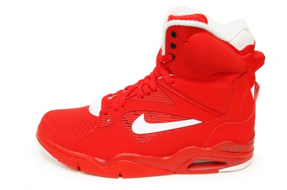 8dddb8f0face Nike Air Command Force - University Red - KicksOnFire.com