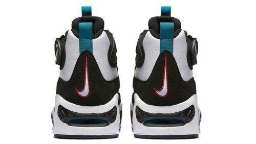 new style 49db7 4f09b Nike Air Griffey Max 1 White Freshwater - KicksOnFire.com