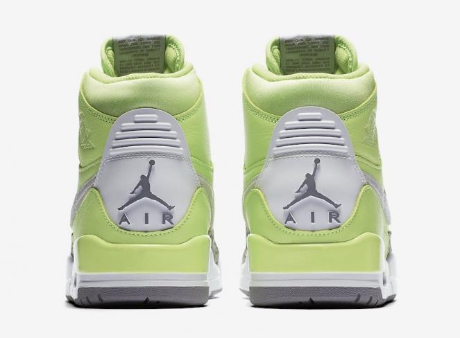 12f9b2a3b47 Jordan Legacy 312 Ghost Green. Buy Now From  189